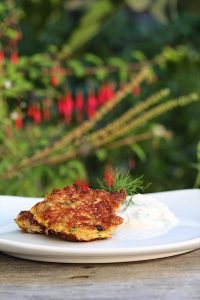 Easy Healthy Delicious Zucchini Fritters
