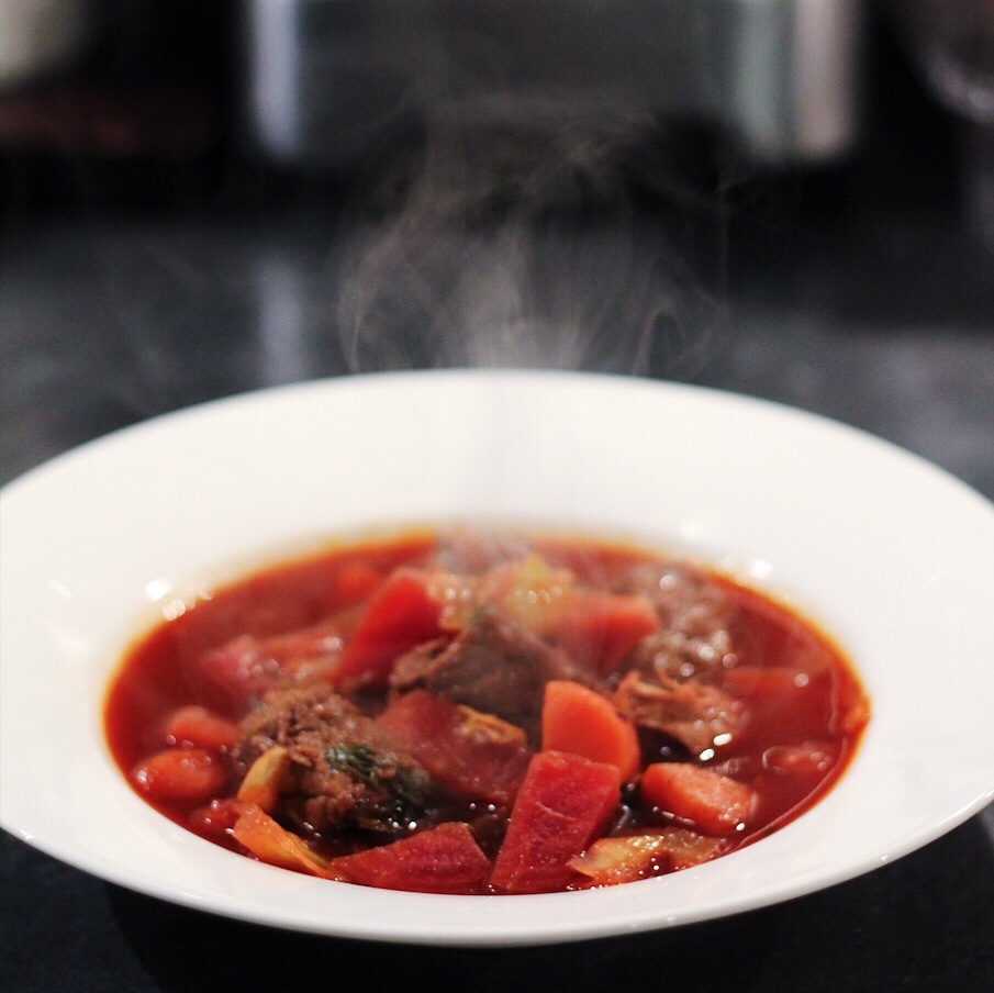 Hearty Comforting Winter Soup