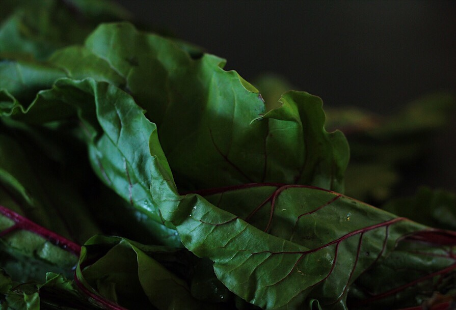Beet Greens Are Wonderful In Soup