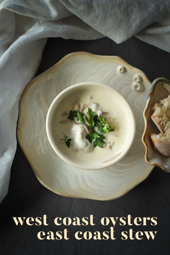 Classic Oyster Stew Perfect For Christmas Eve