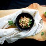 Simple Traditional Italian Beans With Fresh Herb Gremolata-A Vegan Recipe
