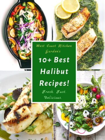 Best Halibut Recipes-Fast Easy Delicious