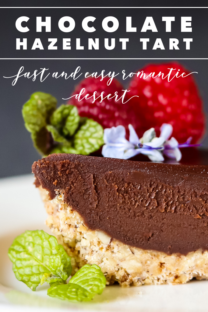 East Chocolate Hazelnut Tart Recipe For Valentines