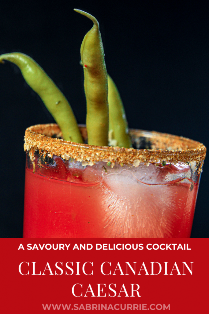 Caesar Cocktail- A Traditional Canadian Drink