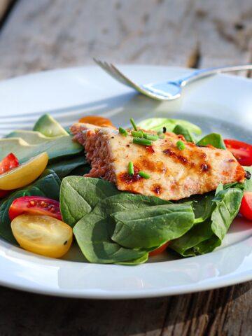 Delicious Miso Glazed Salmon Recipe
