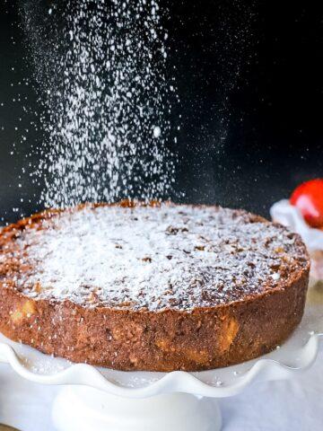 Best Apple Oatmeal Cake Recipe