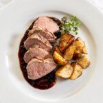 Easy Sous Vide Pork Tenderloin With Blackberry BBQ Sauce